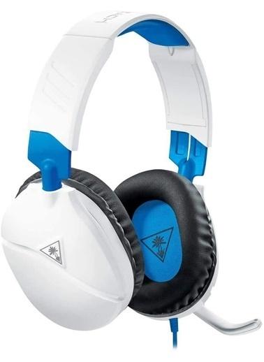 Turtle Beach Beach Recon 70P Ps5/Ps4/Xbox One/Pc/Nıntendo Uyumlu Gamıng Kulaklık Beyaz Renkli